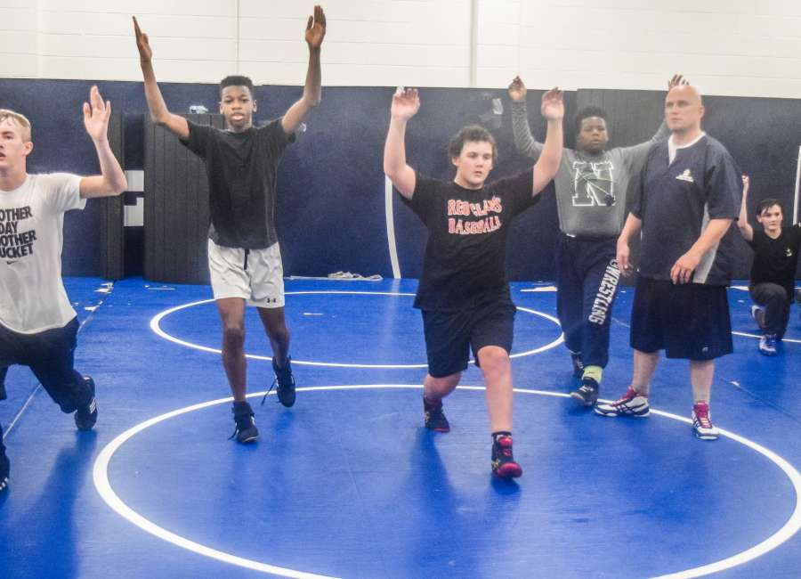 Expectations high for Newnan High wrestling team