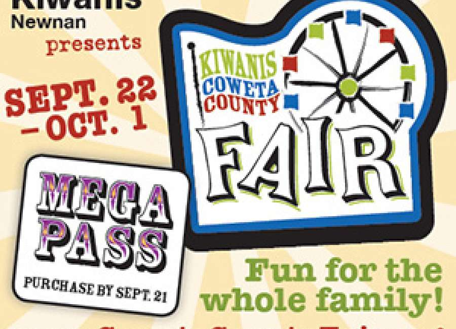 Fall fair fun begins Friday