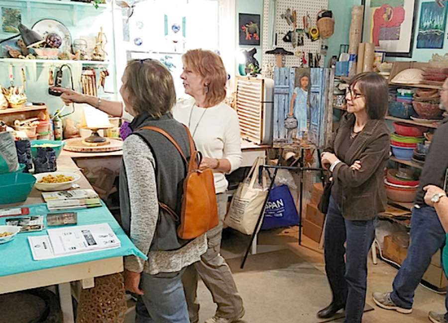 Fifth annual Southern Hands Artist Studio Tour expands
