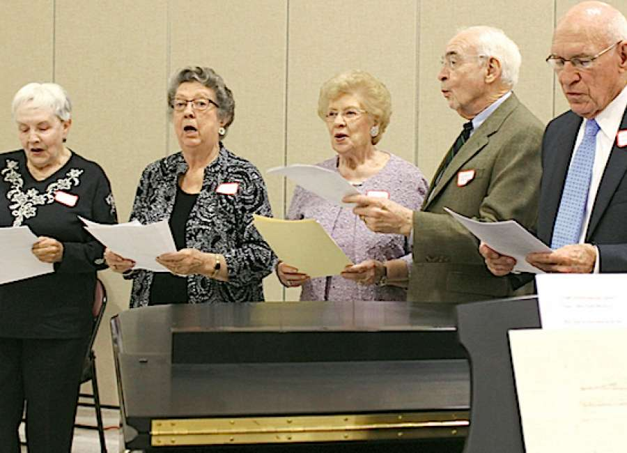 Friendship Sunday school class celebrates 50 years