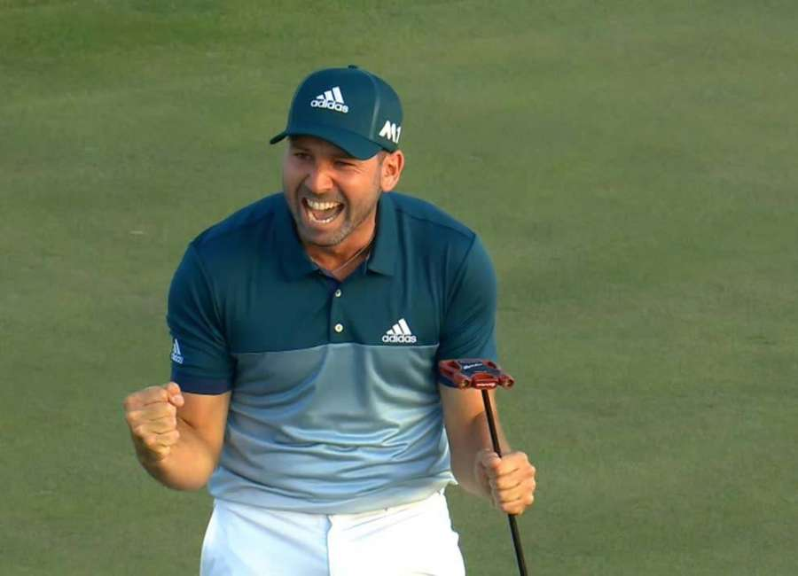 Garcia fights back to win Masters