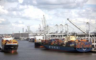 Georgia-Virginia ports deal approved