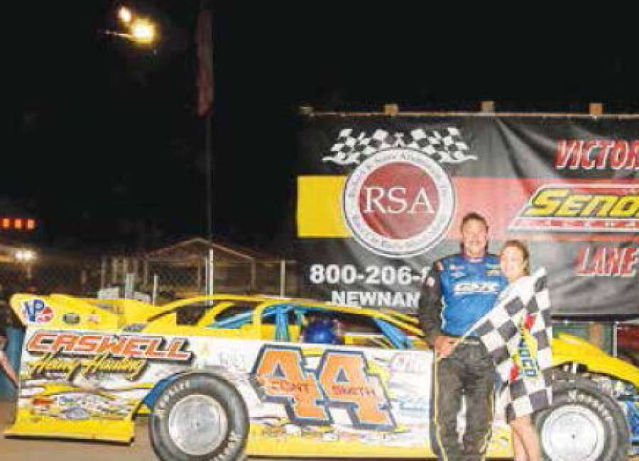 Hagar claims Senoia Summer Nationals VII Title