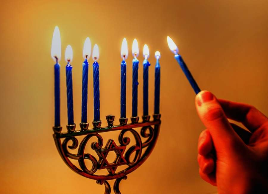 Hanukkah celebration set for Sunday