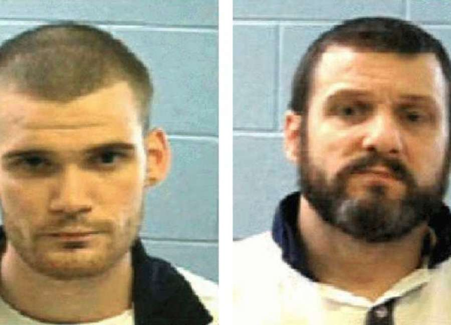 'Hero': Fugitive inmates surrendered without a word