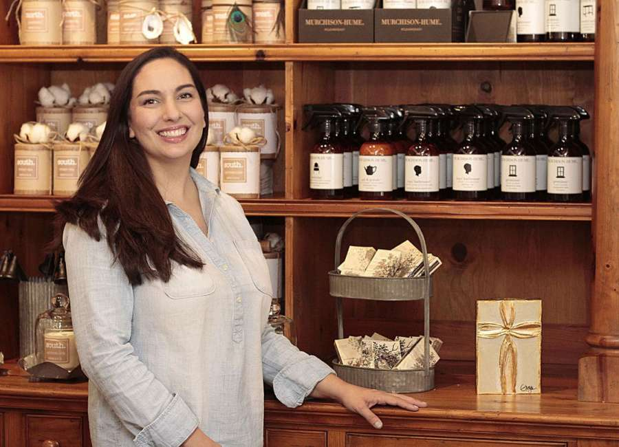 Newnan woman opens decor store in Canton