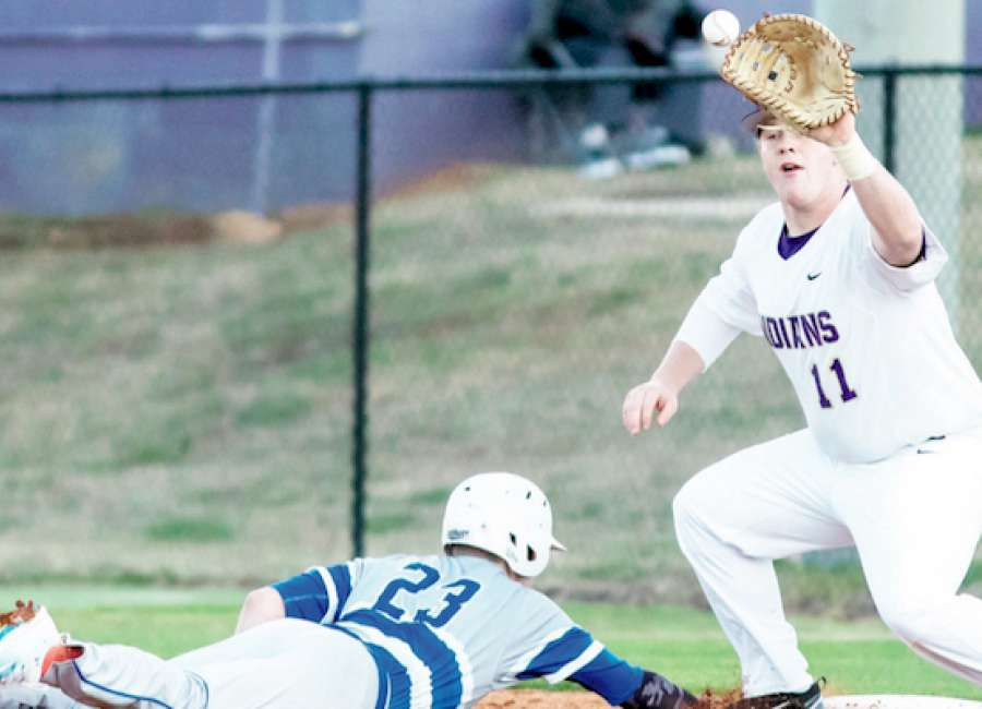 Indians can't hold lead, fall to Locust Grove