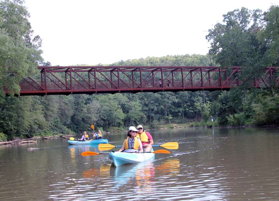 Kayaking tours, guided hikes at state park offer new perspective