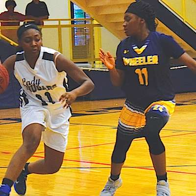 Lady Cougars drop close one to Wheeler