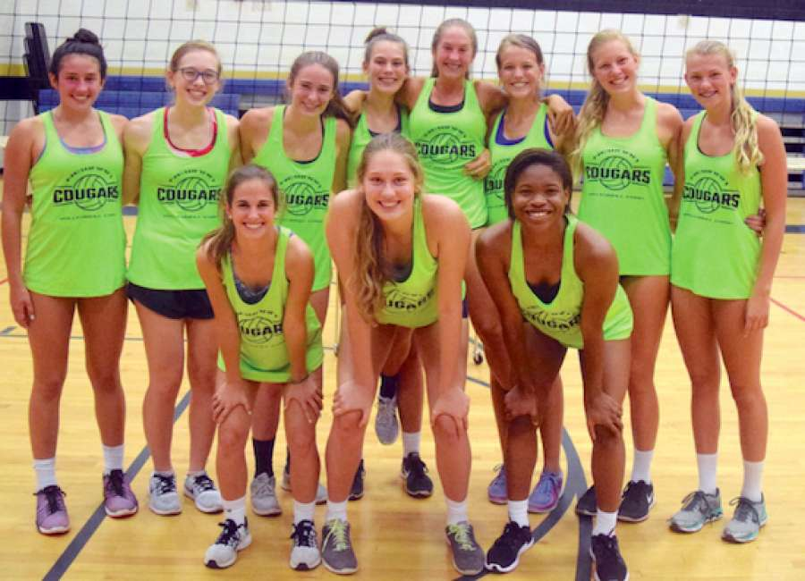 Lady Cougars volleyball ready for title defense