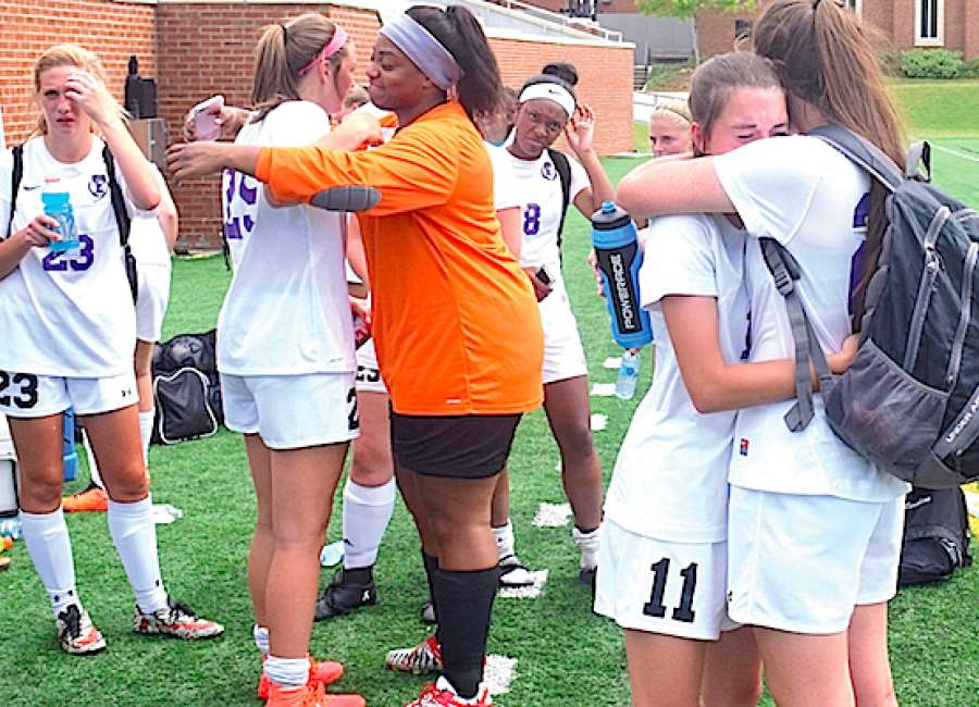 Lady Lions lose lead, match to FPCA