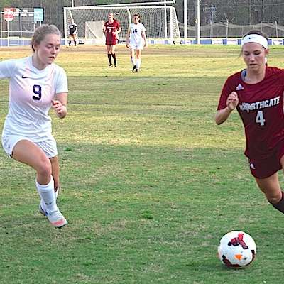 Lady Vikings get 3-1 win over East Coweta in Coweta Cup action