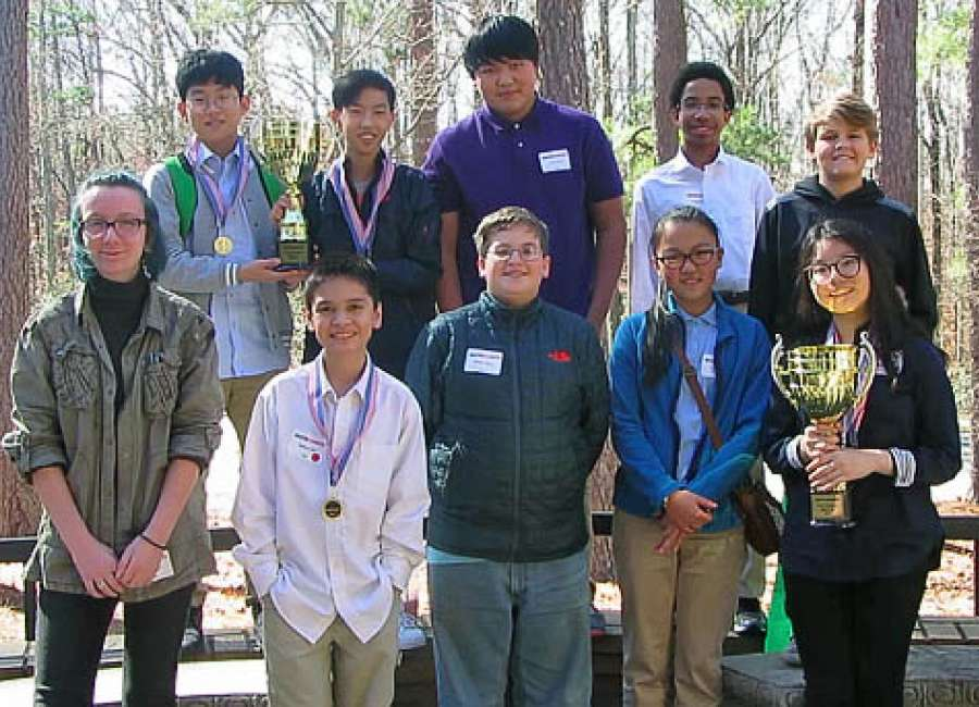 Lee Middle wins regional MATHCOUNTS competition