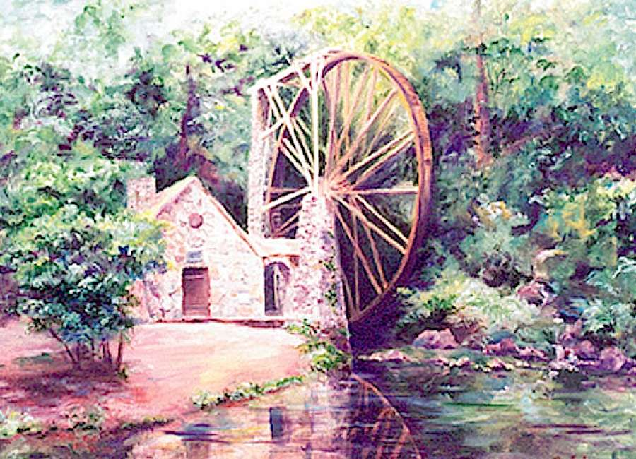 Local artist brings a lifetime of experience to Newnan