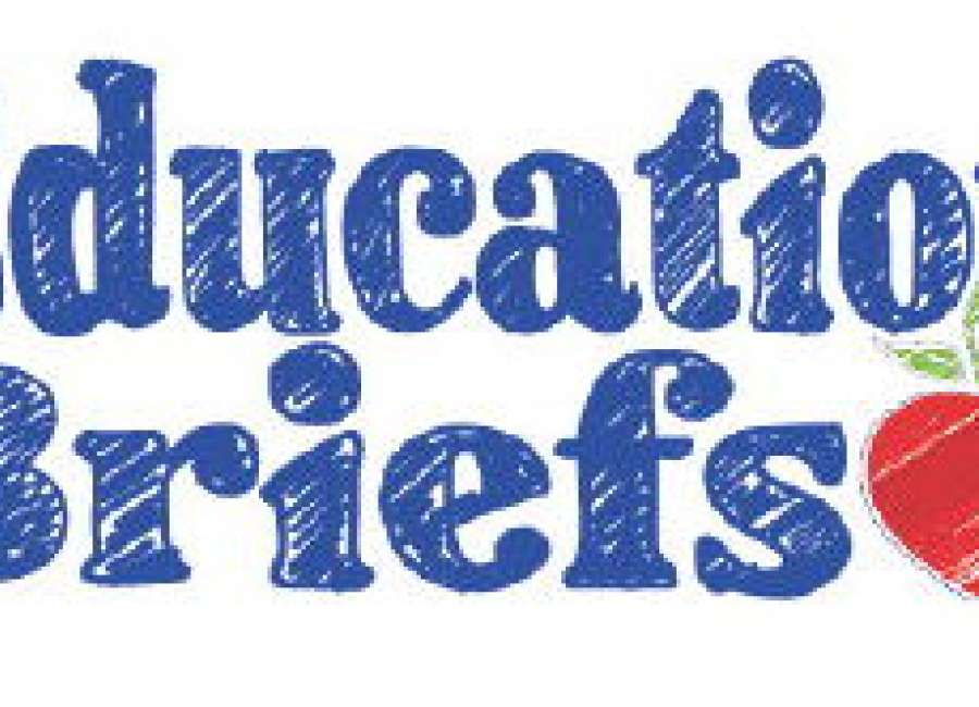 Local education briefs