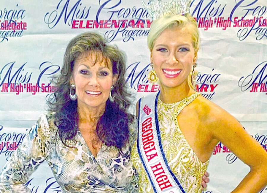 Local senior is pageant competitor