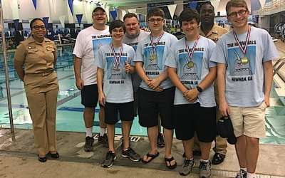 Local team wins underwater robotics competition