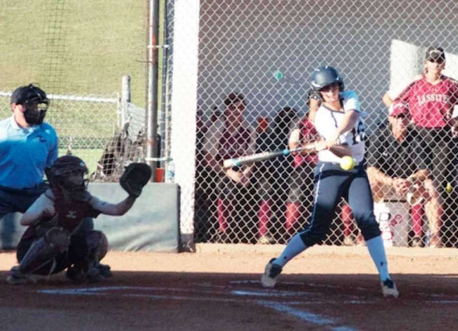 Local teams get victories on softball diamond