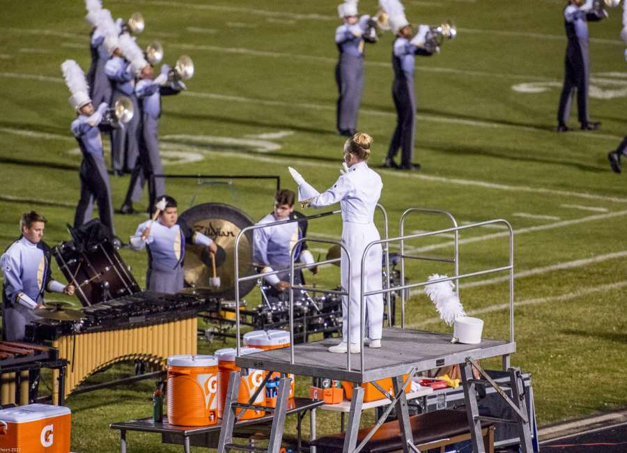 Marching bands to perform at East Coweta High School Tuesday