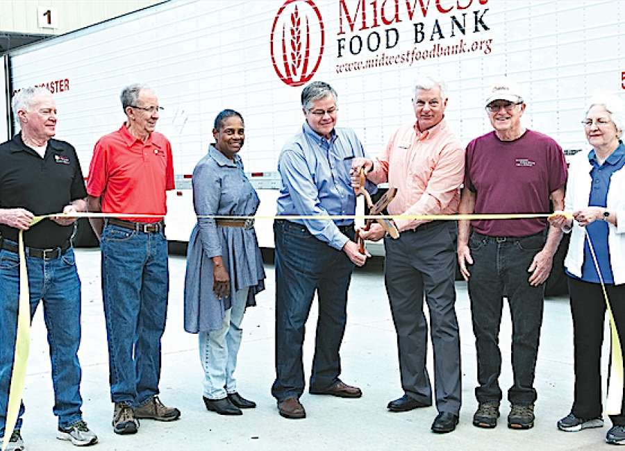 Midwest Food Bank expands PTC facility