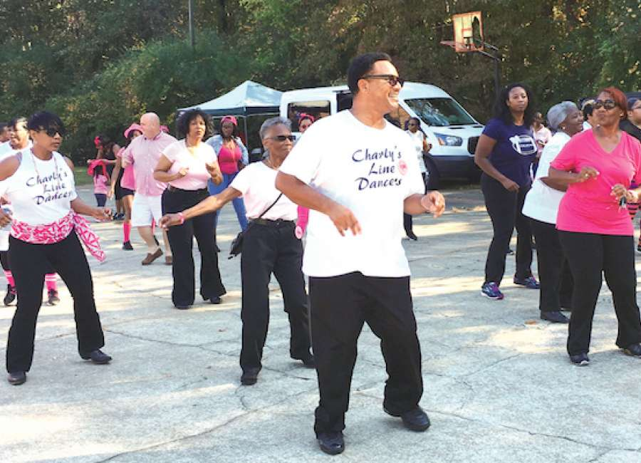 Mt. Olive congregation dances to fight cancer
