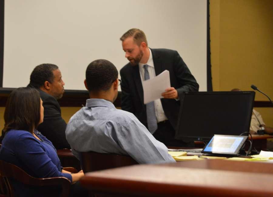 Murder trial begins with eyewitness testimony
