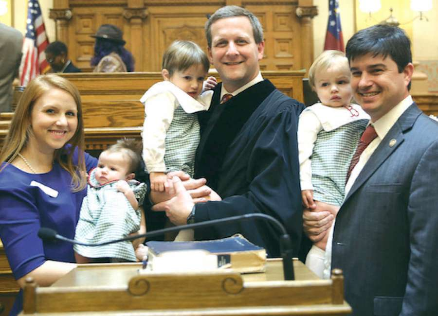 New legislators Brass, Bonner sworn in