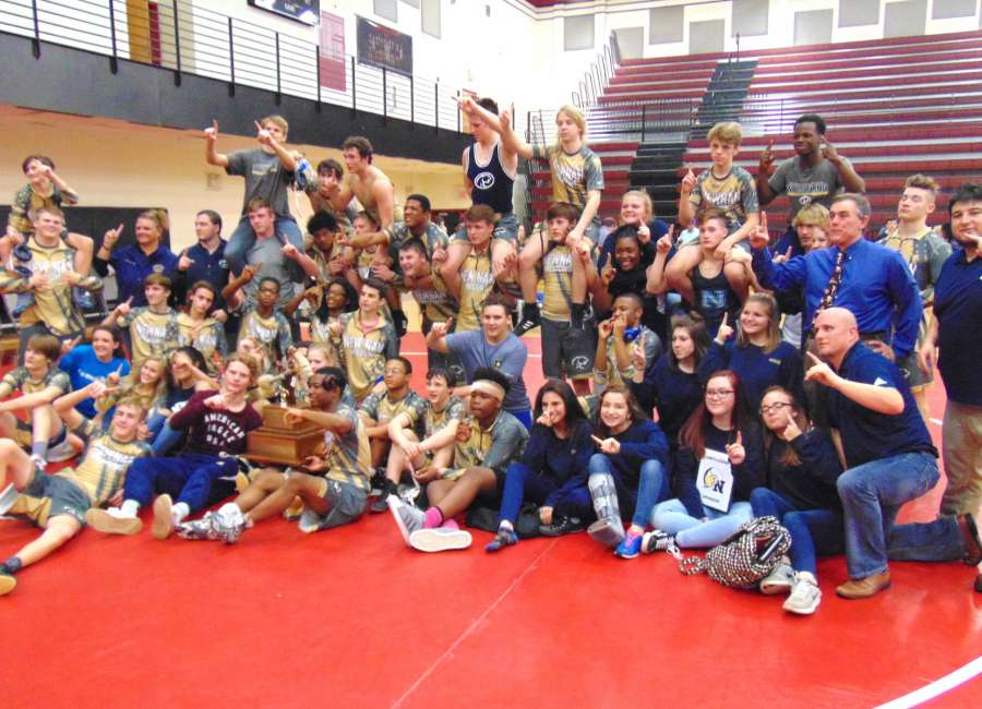 Newnan dethrones EC for county title
