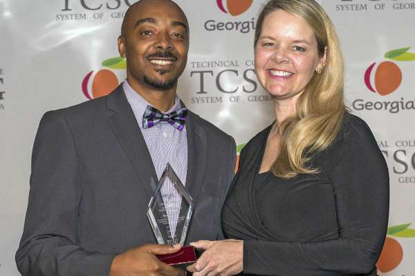 Newnan student finalist for state technical college award