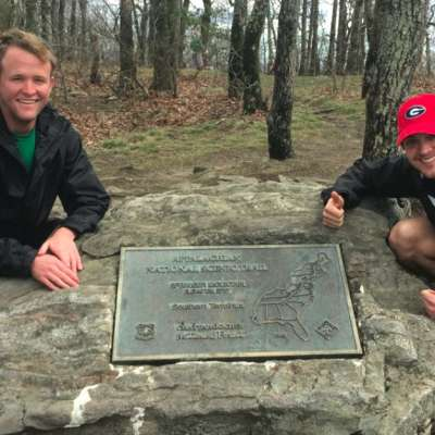 Newnan's Michael Colpoys' tales from the Appalachian Trail