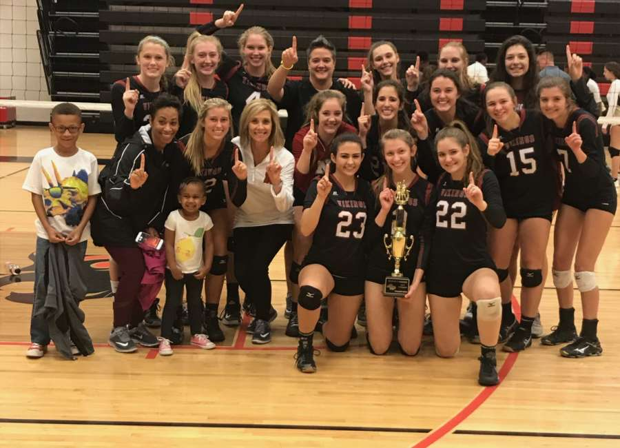Northgate captures Region 5-AAAAAA volleyball crown again