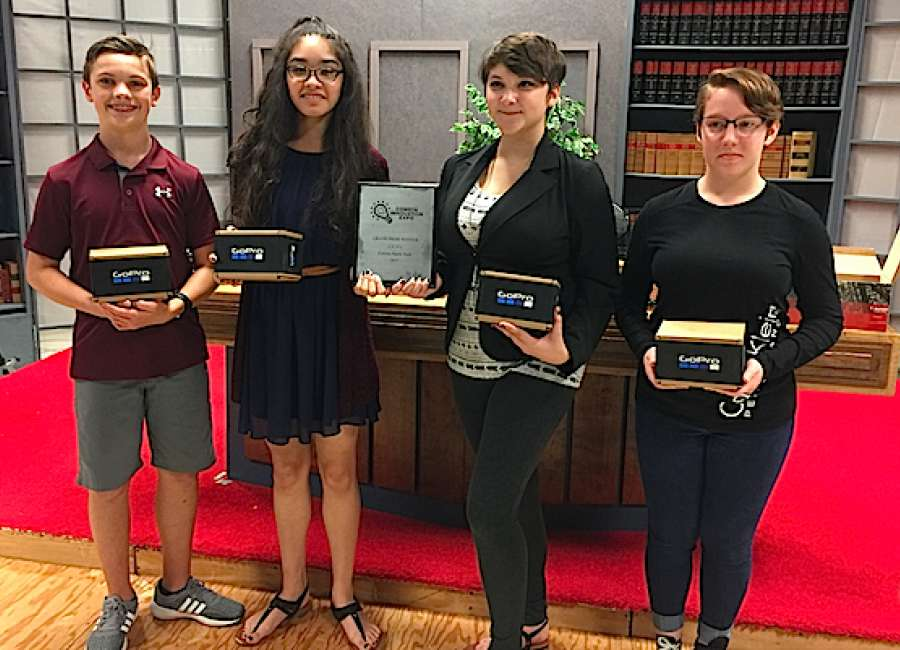 Northgate High team wins Coweta 'Shark Tank' grand prize