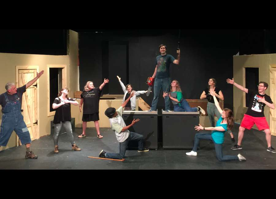 NTC's 'Evil Dead: The Musical' to open Thursday