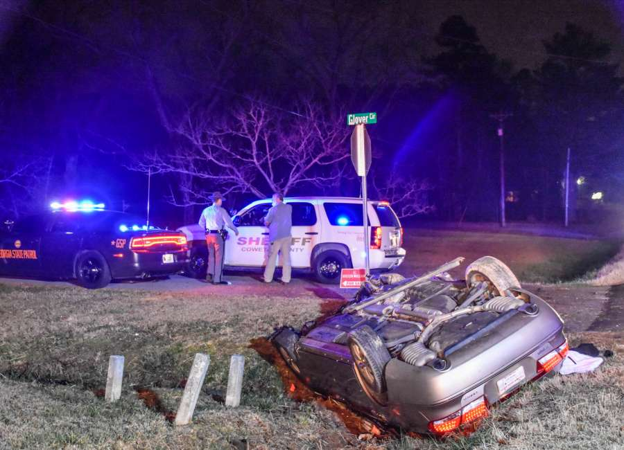 Two killed, two injured in Welcome Road crash - The Newnan