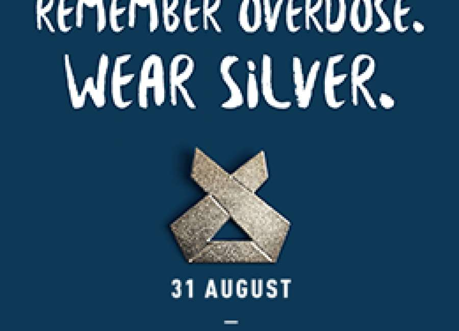 Local communities to gather for International Overdose Awareness Day