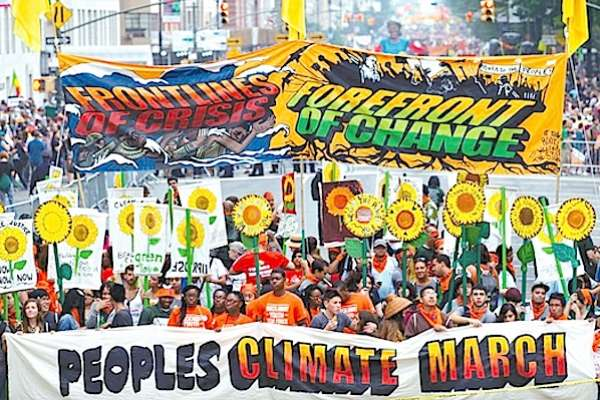 People's Climate March to include Newnan