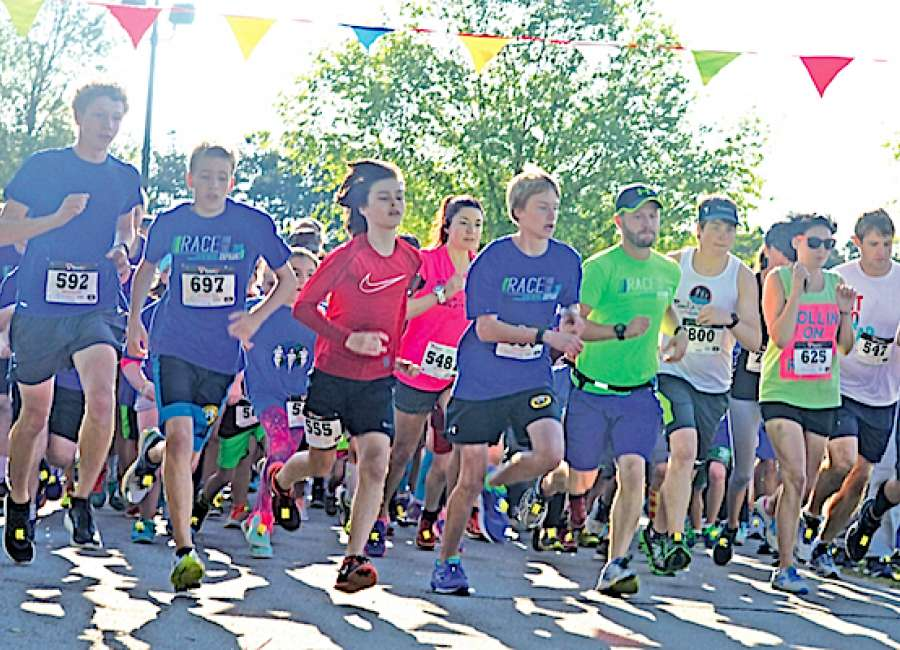 RACE for the Orphans boasts record participation