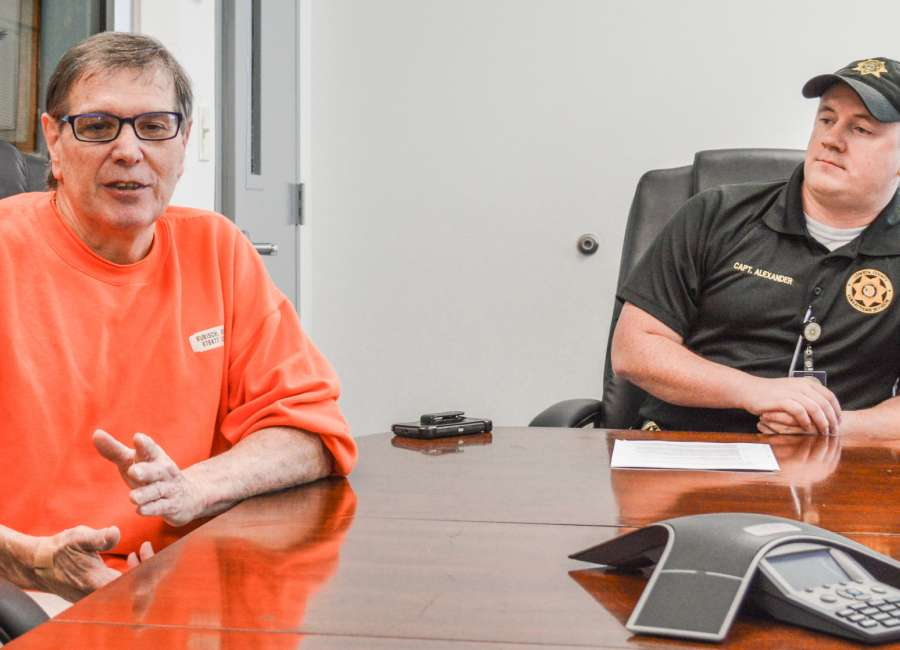 Re-entry classes prepare inmates for life after prison - The
