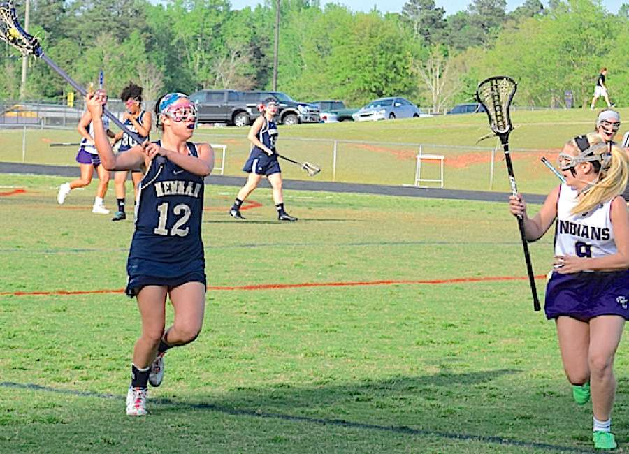 Rivals split in Coweta Cup lacrosse