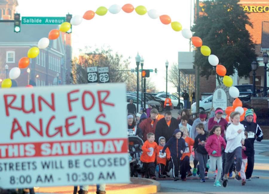Run for Angels event celebrates 15 years