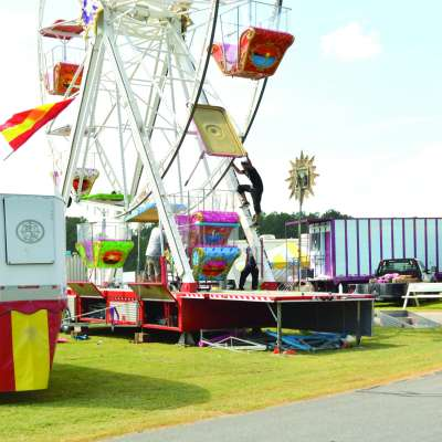 Safety top priority at Coweta County Fair