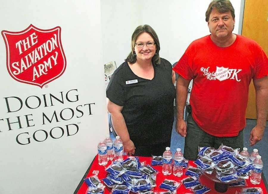 Salvation Army to participate in The Prayer Wave