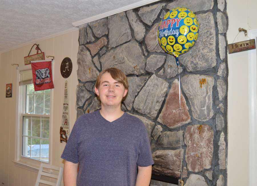 Teen celebrates birthday; 'miraculous' survival