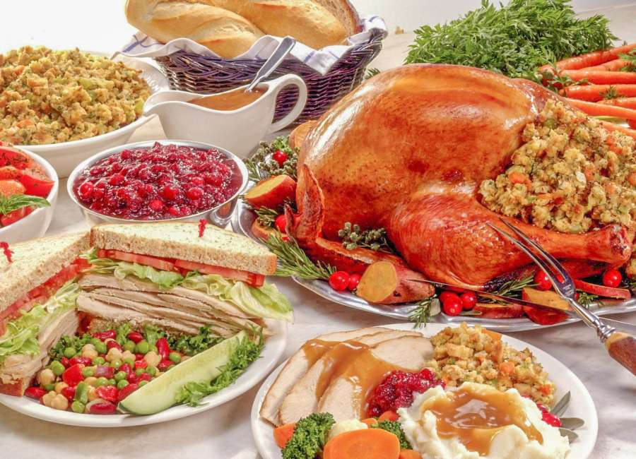 Thanksgiving recipes and traditions