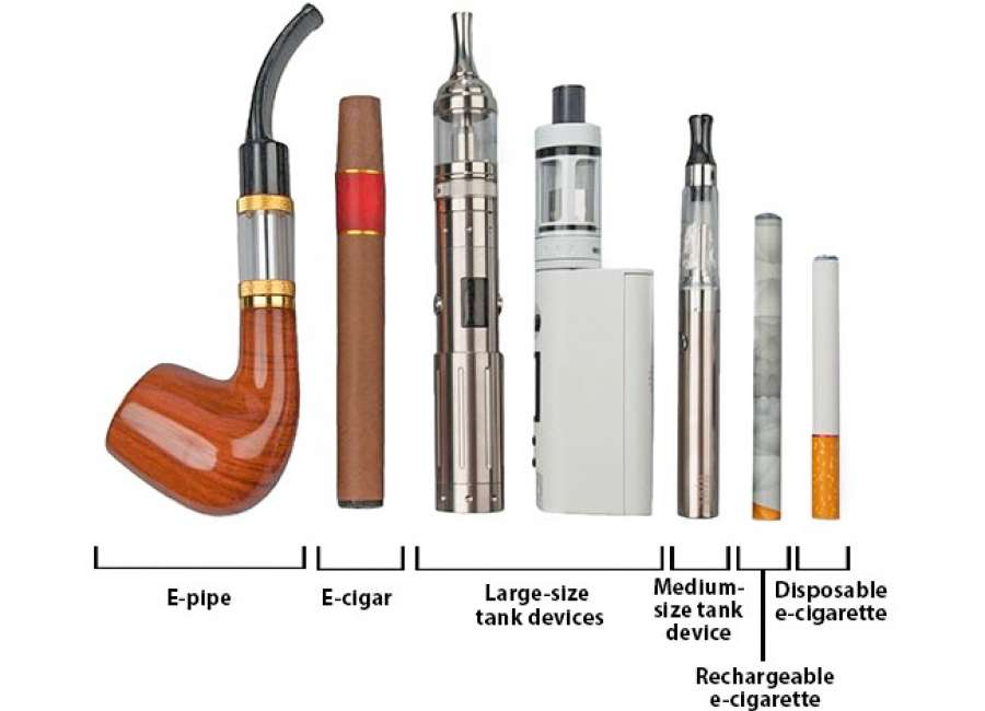 The Facts about E-Cigarettes