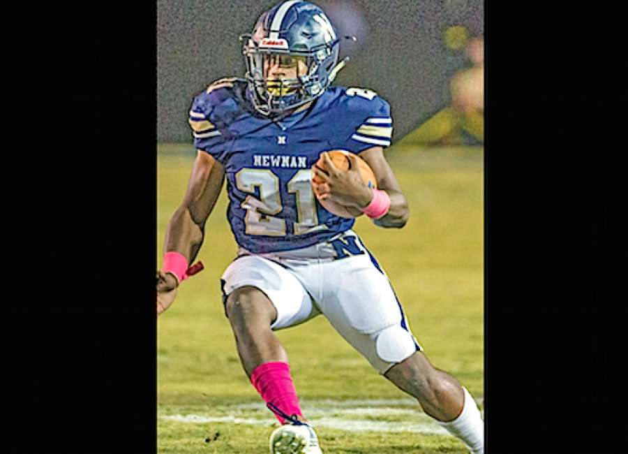 Tift County gets off to fast start, whips Newnan 59-13