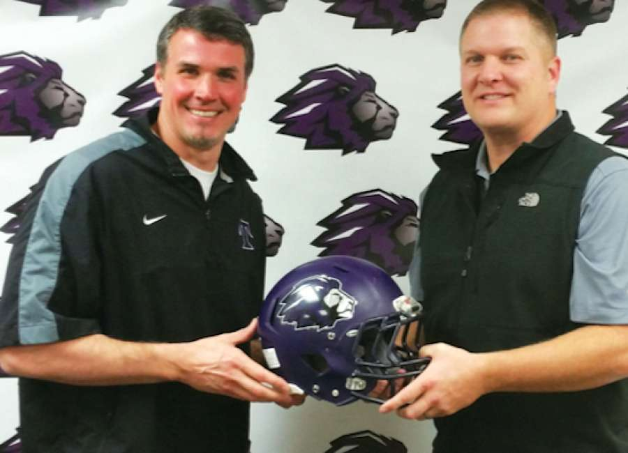 Trinity Christian names Kenny Dallas new football coach
