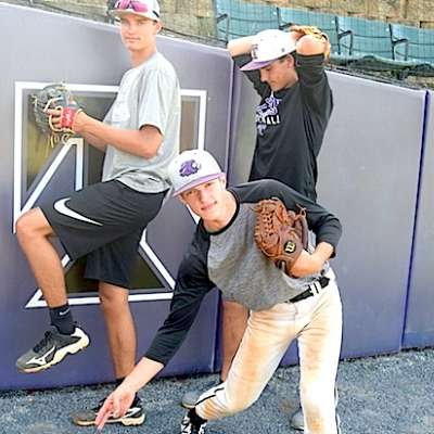 Trinity pitchers ready, focused on task at hand