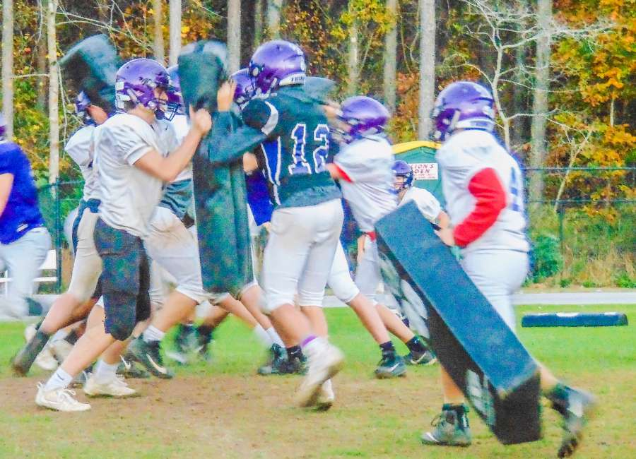 Trinity stays with same routines as state title football game gets closer