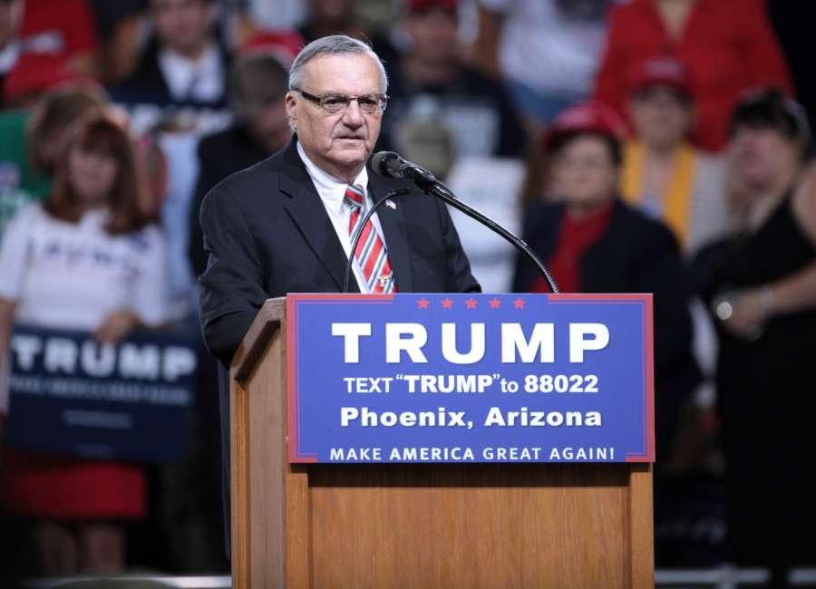 President Trump Pardons Sheriff Joe Arpaio